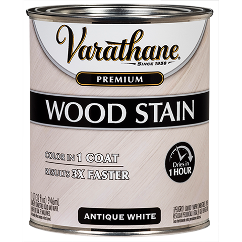 Varathane Fast Dry Wood Stain Antique White